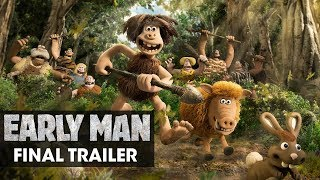 Early Man: Official Trailers