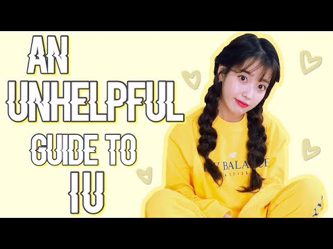 an unhelpful guide to IU