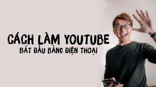 Mẹo làm Youtube đơn giản nhất! Bắt đầu thôi ! MVCTHINH Vlog