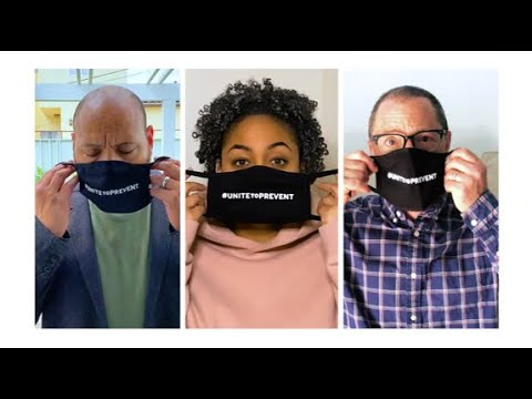 Joshua Malina, Raven Symoné, Colton Dunn #UniteToPrevent​ PSA: Common Ground