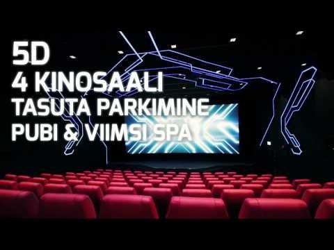 1/12 Uus kinoajastu on kohal - Viimsi Kino
