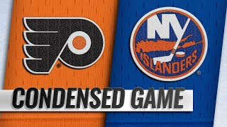 03/09/19 Condensed Game: Flyers @ Islanders