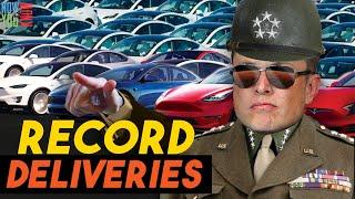 Tesla Time News - Tesla's Record Deliveries!