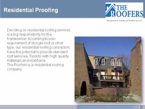 The Roofers: Roofing Company Toronto