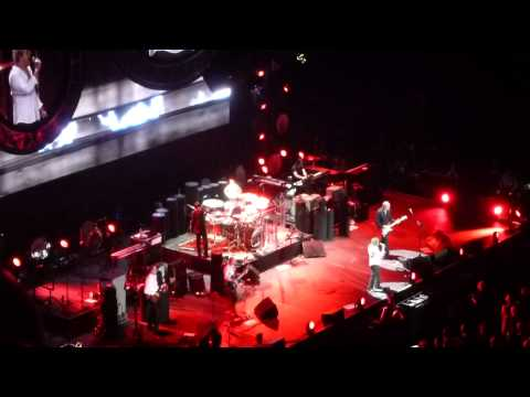 THE WHO - WON'T GET FOOLED AGAIN @ THE O2 LONDON 15/06/13