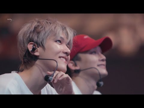 WE ♥ CBX 안녕...우리가 다음에 또 만나자 | time to say goodbye and see u again | EXO-CBX Magical Circus Tour 2018