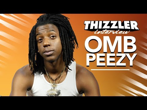 OMB Peezy talks touring with SOB x RBE & gives stage diving advice (Part 2)