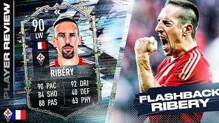 SHOULD YOU DO THE SBC?! 90 FLASHBACK RIBÉRY REVIEW! FIFA 21 Ultimate Team