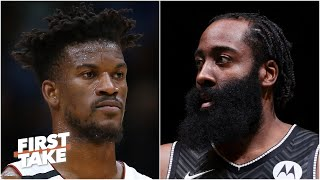 Can the Heat challenge the Nets for the East? | First Take