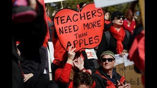 Why teachers are managing more student needs -- and struggling to pay for their own
