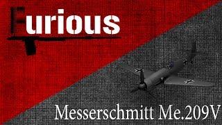 Messerschmitt Mе.209V. Быстрее всех.