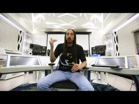 Steve Aoki talks to STRONG by Zumba® about the future of fitness.