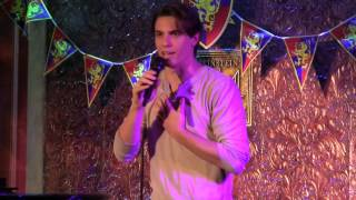 """Derek Klena - """"A Prince In Their World (Part of Your World)"""" (The Broadway Prince Party)"""