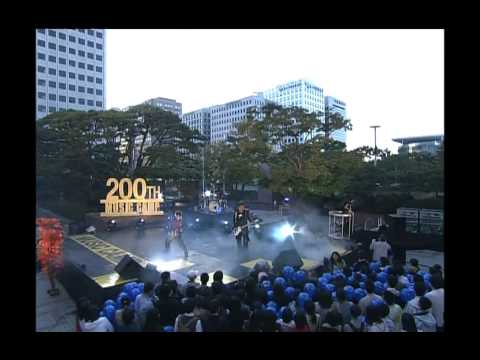 Cherry Filter - Flying duck, 체리필터 - 오리날다, Music Camp 20031025