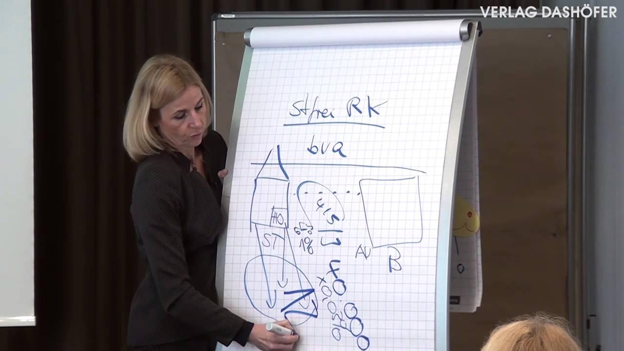 Video zum Seminar Reisekosten aktuell