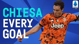 EVERY Federico Chiesa Goal This Season! | Top Scorers 2020/21 | Serie A TIM