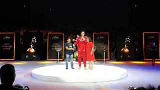 June Mar Fajardo on winning record fifth PBA MVP: