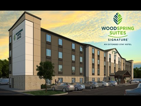 Woodsping Hotels - Virtual Tour Architectural Animation