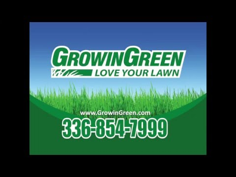 GrowinGreen - A Great Lawn Starts with a Soil Test - Part 2