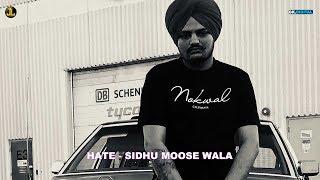 Hate – Sidhu Moose Wala