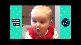 TRY NOT TO LAUGH - Epic KIDS FAIL Compilation | Funny Vines Baby Videos June 2018