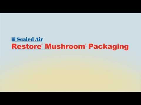 Restore™ Mushroom® Packaging - Sealed Air North America