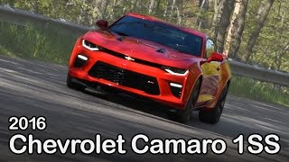 2016 Chevrolet Camaro 1SS Review: Curbed with Craig Cole