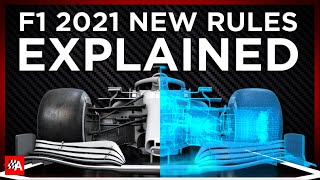 F1's Updated 2021 Rules Explained - Everything You Need To Know