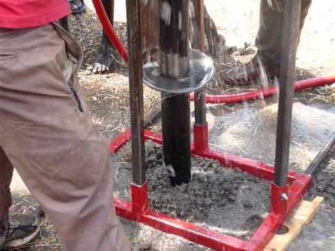 Well Drilling in S Sudan