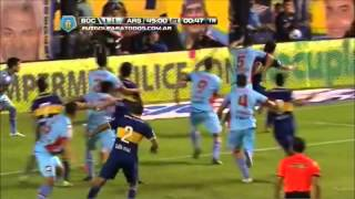 Boca 4 vs Arsenal 2 Resumen!!! Fecha 16 Final 2014