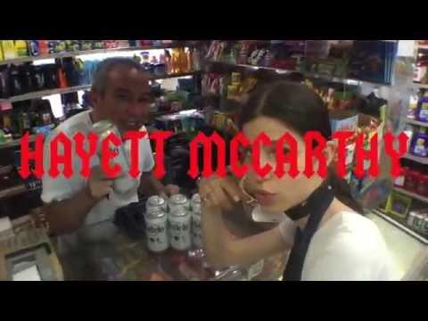 Hayett McCarthy can BMX?