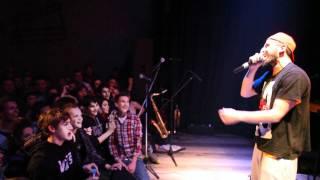Tigre Sporakia & 12os Pithikos Live sto Volo (19/4/2011)