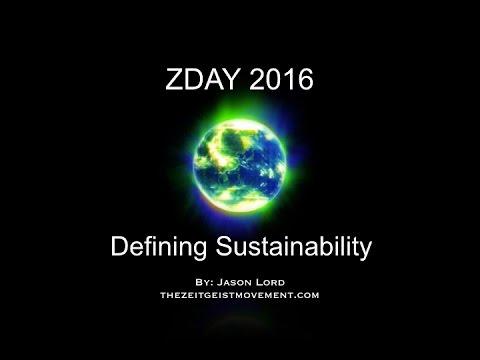 Defining Sustainability | Jason Lord | ZDAY 2016 Los Angeles