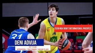 NBA Draft Junkies | 2020 International Prospects | Deni Avdija