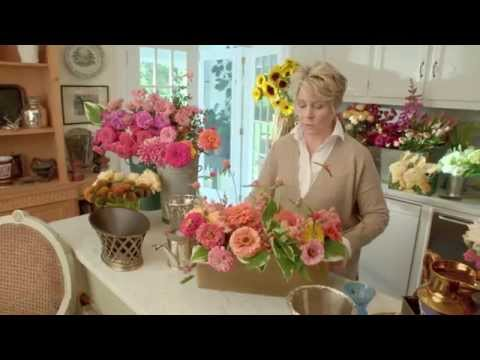 Flower Arranging with Bunny Williams
