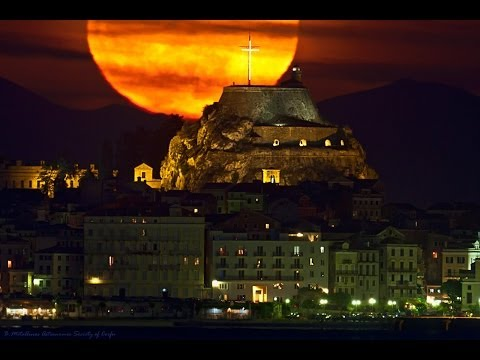 project corfu video Corfu Nightscapes - A Company of Stars, 4Κ-Timelapse,  Music: John Miliadis