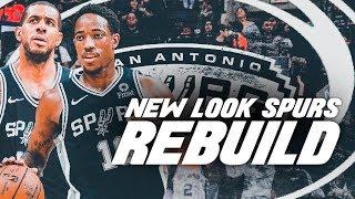 2020 SPURS REBUILD! ALL 85+ OVR TEAM? NBA 2K19