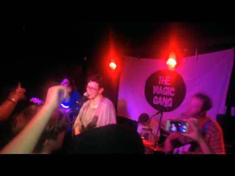 The Magic Gang - Alright - Live