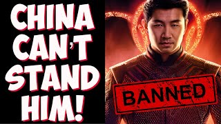 Marvel gets BACKLASH in China! Shang-Chi BANNED and called offensive pandering garbage!