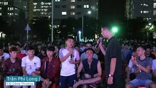 World Cup 2018   Tuyền Văn Hoá troll Cổ động viên siêu hài tại chung kết WC 2018