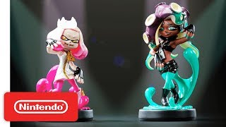 Splatoon 2 - Off the Hook - New amiibo