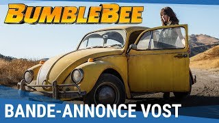 Bumblebee :  bande-annonce 1 VOST