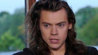 EXCLUSIVE: Harry Styles on Whether One Direction's 'Perfect' Is About Taylor Swift