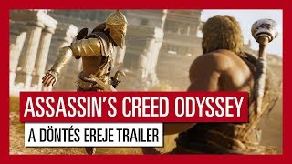 Assassin's Creed Odyssey - A Döntés Ereje Trailer