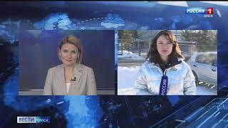 «Вести Омск», дневной эфир от 1 февраля 2021 года