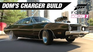 Dominic Toretto's Dodge Charger Build - Forza Horizon 3