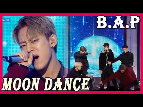 [Comeback Stage] B.A.P - MOONDANCE, 비에이피 - 문댄스 20171216