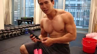 30 Phút Tập Bài Khó Nhất Trái Đất - Lau Nhà Phờ Phạc - HLV Ryan Long Fitness