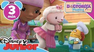 Doctorița Plușica – Mâncăcioasa Molly-Molly. Doar la Disney Junior!