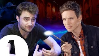 Harry Potter & Fantastic Beasts: The Secret Of The Wizarding World   Documentary from BBC Radio 1